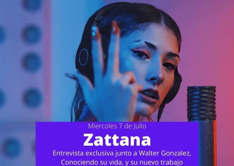 Zattana visita Solo Éxitos