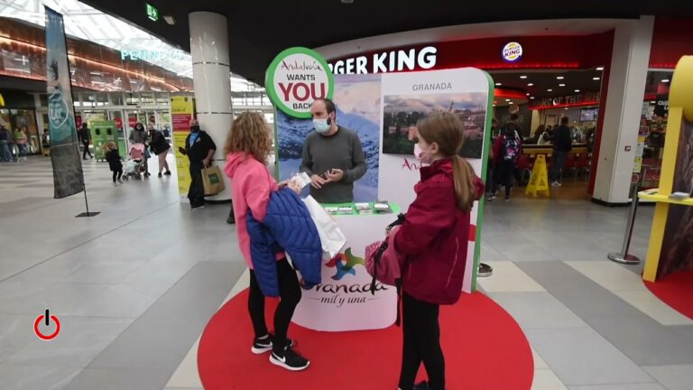 Irlanda redescubre su conexión turística con Andalucía